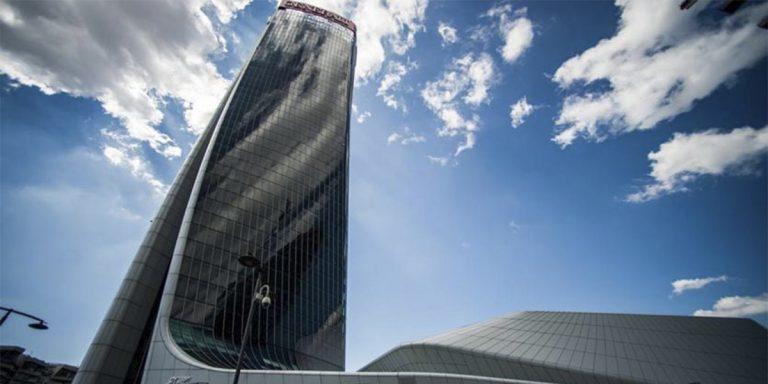 completata torre PWC