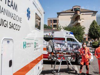 Covid, ospedali Sacco e Fatebenefratelli accetteranno solo positivi