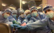 foto infermiere Niguarda