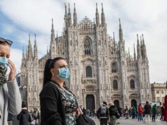 Milano lockdown lunedì