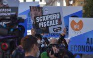 Proteste contro le chiusure Milano