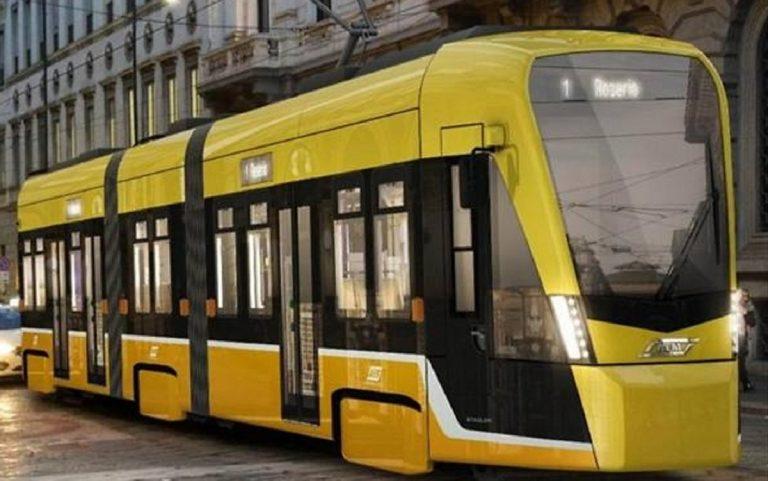 tram bidirezionali milano
