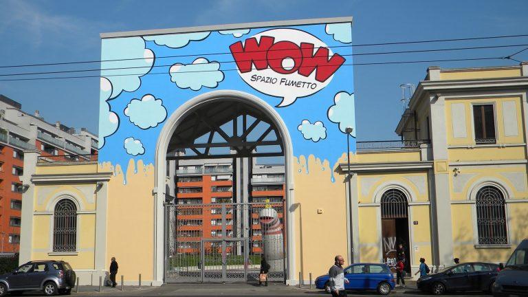 museo fumetto milano