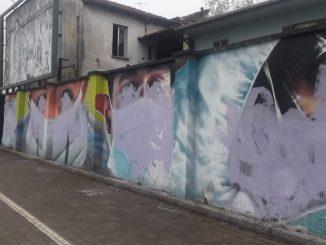 murales medici milano