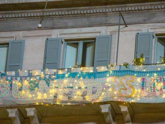 luci di natale milano
