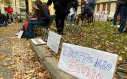 milano protesta studenti