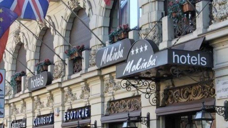 covid hotel milano