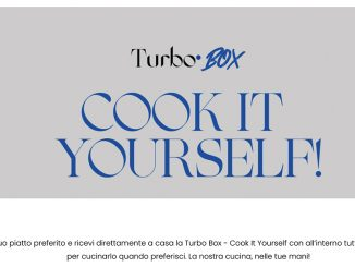 Cook it yourself Turbo Milano