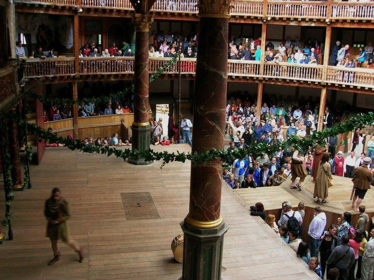 Globe Theatre Proietti