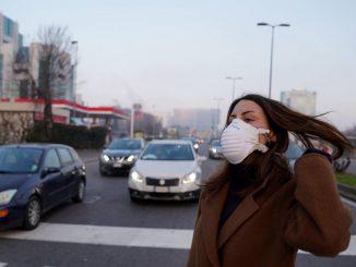 Milano, smog sopra la soglia d'allarme