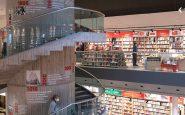 Feltrinelli, apre il nuovo store in Via Piemonte