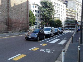 nuove piste ciclabili Milano