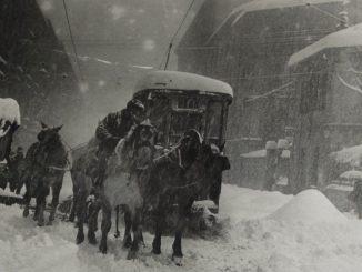 nevicate storiche a milano