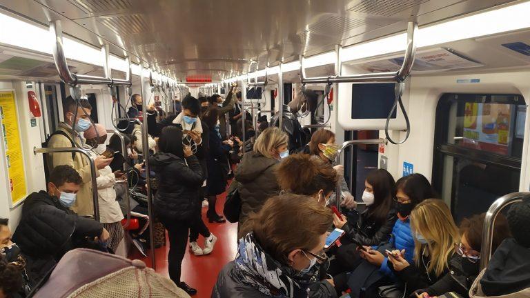 numero passeggeri metropolitana milano