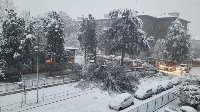 milano neve 28 dicembre