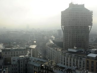 inquinamento milano pioggia