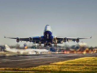 traffico aereo milano