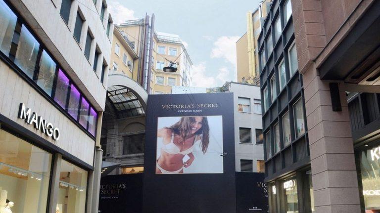 victoria's secrets milano
