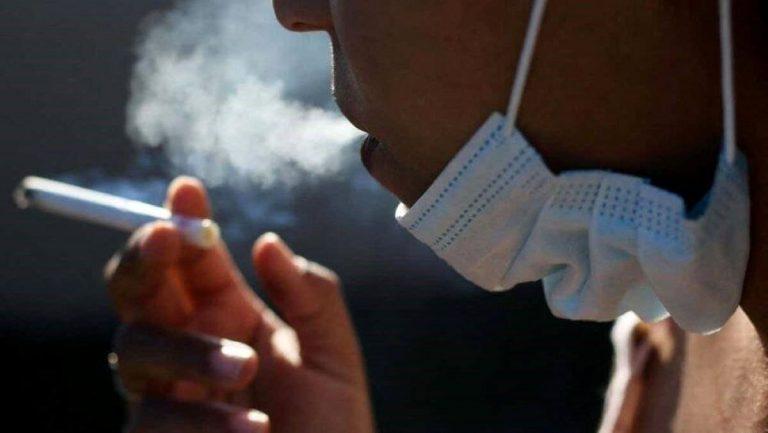 divieto di fumo all'aperto