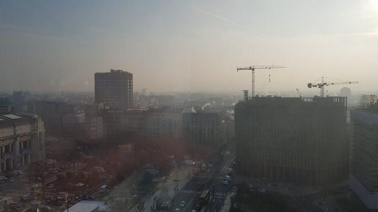 inquinamento atmosferico milano