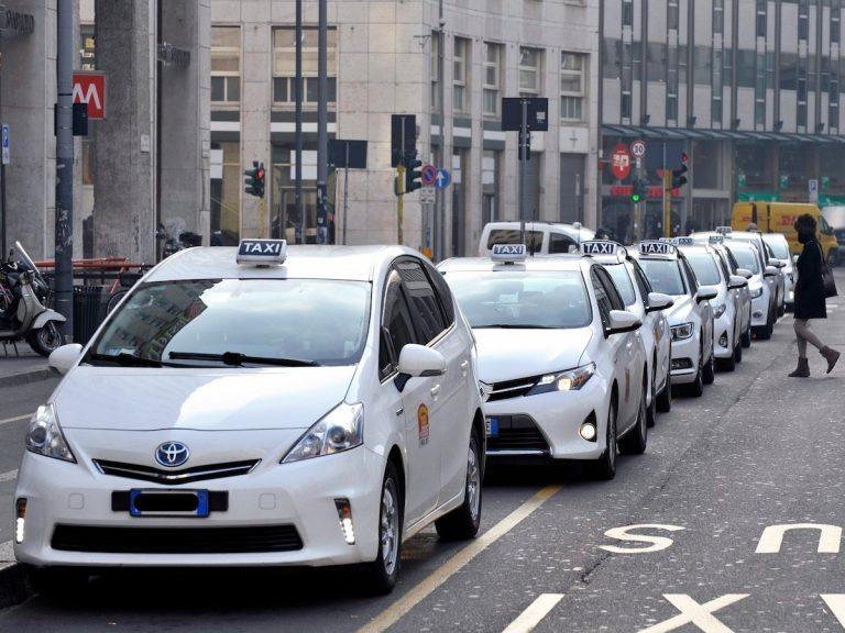 Buono taxi, il grande successo a Milano