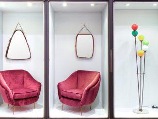 Milano, il nuovo concept di mostra nelle vetrine di Buenos Aires