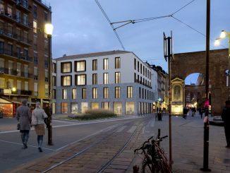 Milano urbanmostro Colonne
