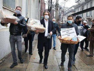 nuova protesta ristoratori milano