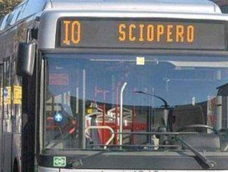 sciopero milano mezzi pubblici
