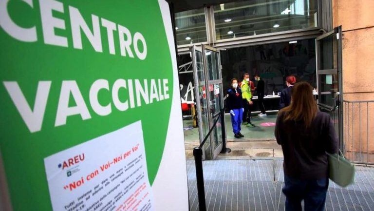 vaccinazioni di massa milano