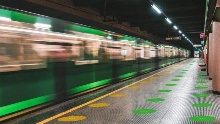 loreto milano metro verde
