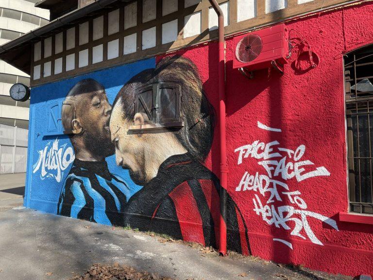 Calcio, domenica si gioca il derby di Milano: allerta assembramenti