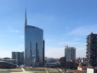 torre porta nuova milano