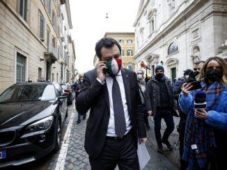 """Salvini, """"Parleremo con gli alleati per scegliere il candidato di Milano"""""""