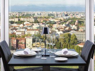 Il ristorante Mi View propone un pranzo con vista per San Valentino