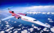 Arriva il nuovo jet supersonico: Milano-Londra in 30 minuti?