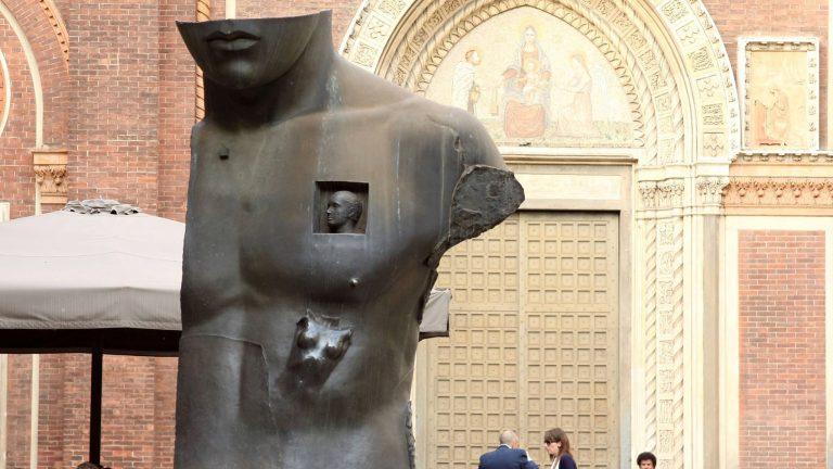 milano sculture