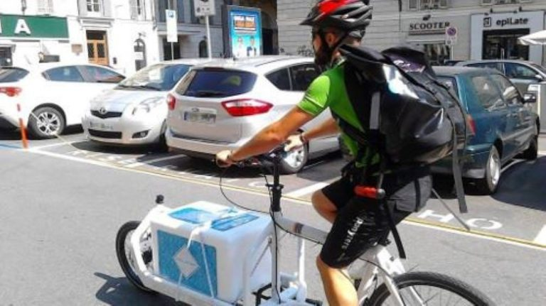 logistica a emissioni zero