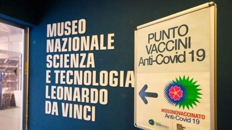 museo scienza milano vaccino