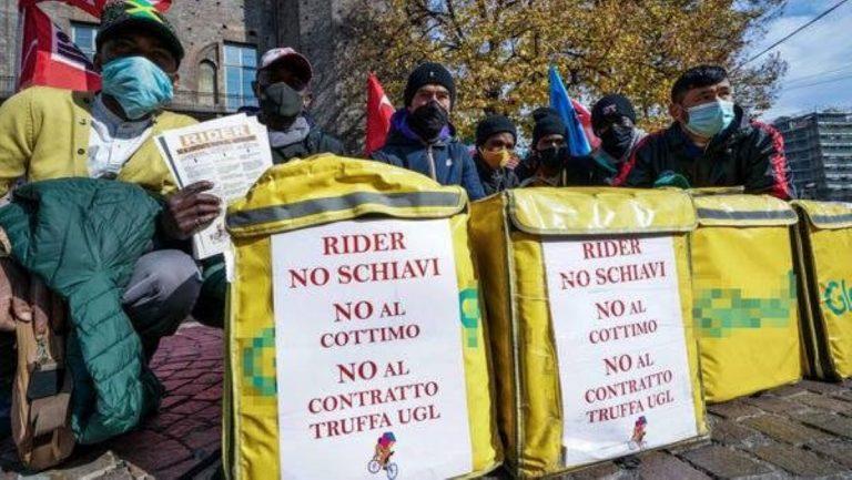 sciopero rider
