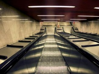 metro piu profonda di milano