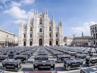 bauli in piazza milano