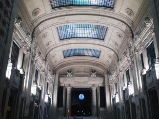 orologio stazione centrale milano