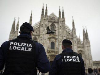 arrestati vigili milano