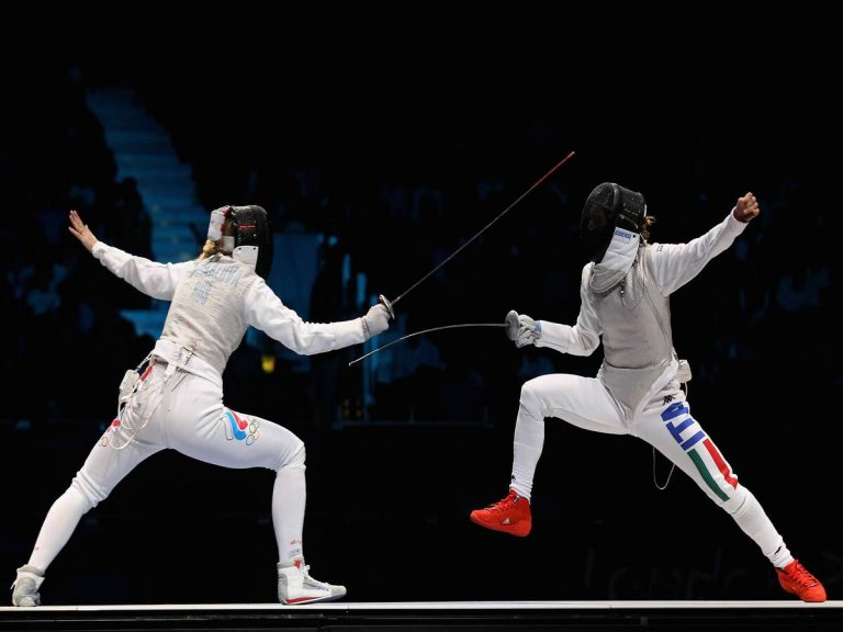 FIE World championships in Fencing