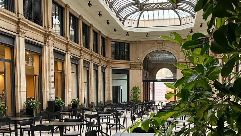 the gallery cafe meravigli