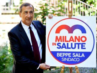 lista civica beppe sala