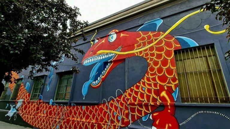 inaugurazione murales milano