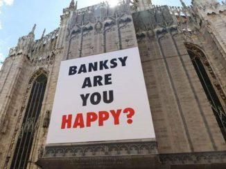 milano banksy