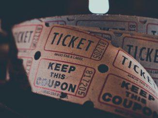 cinema biglietto sospeso
